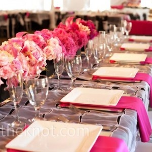 Valentines Day Ideas for your restaurant colour theme