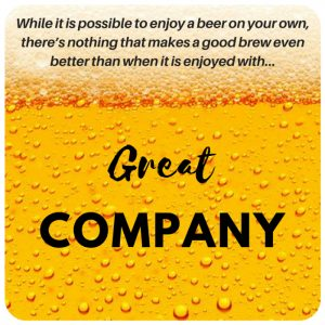 Beer-coaster-great-company