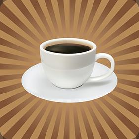 coffee bean meets cup