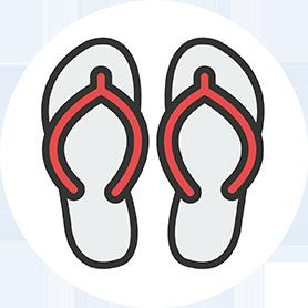 jandal thong flip flop